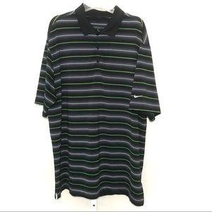 Nike Golf Men's Polo Shirt Size XL